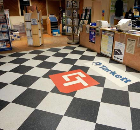 Tarkett Safety Tiles are a Capitol Solution