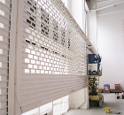 Security Shutter Installation