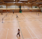 Tarkett Sports Flooring Makes an Impact in Coventry