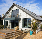 Waterfront beach house, Chichester