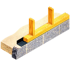 Type DPC Profiles from Cavity Trays
