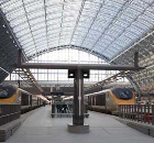 St Pancras International, London