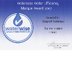 Ecoprod Technique Awarded Waterwise Marque for the product Urimat