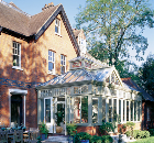Traditional Timber Conservatory, Surrey