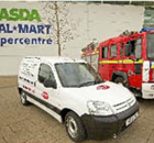Greater Manchester Fire & Rescue Service and ASDA Trial