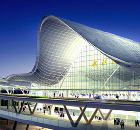 Wuhan Train Station, China