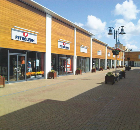 Clacton-on-Sea Shopping Village, Essex