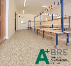 Polyflor notches up another BRE A+ rating