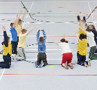 Tarkett Lumaflex Linosport Supports Young Irish Talent