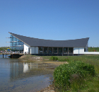 Stanwick Lakes Visitor Centre, Northamptonshire