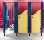 Brecon – Cubicles designed for Children