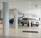 Arnold Clark car showroom, Aberdeen