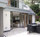 Alu-Clad Tilt-and-Turn Windows and Doors by Mumford & Wood