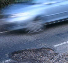 Potholes – The Cause May Not Be Green, the Solution Could Be!