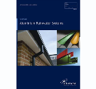 New Aluminium Rainwater Literature from Alumasc