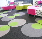 Floor design service from DESSO