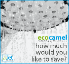 EcoCamel Launch a New Generation of Shower Heads which Challenge the Notion that Green Means Less