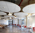 Rockfon's lowest environmental impact ceiling solutions to feature at BSEC