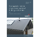 Cembrit Releases New Brochure for B5 Corrugated Sheet