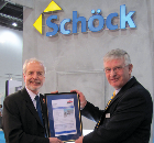 Isokorb type KST awarded BBA certification