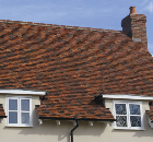 Tudor Roof Tile's cost effective alternative to reclaimed roof tiles