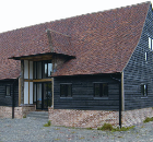 Tudor Roof Tile's conservation range of peg tiles