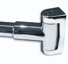Waterbury adds curved shower rail to the collection