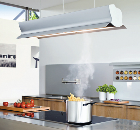 Bulthaup launches the new Bulthaup air extractor with wing slats.