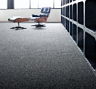 Flow Into Desso's New Carpet Tile Design