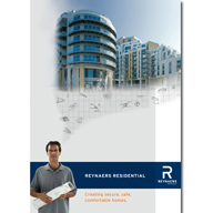 Safety, security and comfort with Reynaers new residential brochure