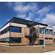 A Bespoke Cladding System for The Centre for Ecology & Hydrology, Wallingford