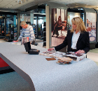 Polyflor kicks off New Year with designer showroom