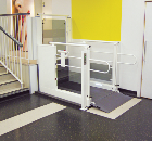 Stannah announces a new platform lift