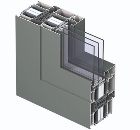Reynaers launches an aluminium solution for passive constructions called CS 104