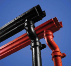 Alumasc's Apex Heritage Cast Iron Rainwater now available Ex-Stock
