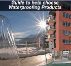 Mapei release new Waterproofing Guide