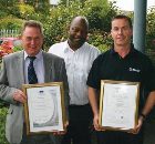 Mapei's UK plant achieves ISO 14001