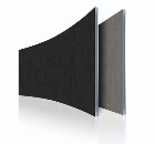 New Reynobond® composite panel from pre-weathered zinc
