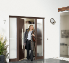 Hörmann ThermoPro Entrance Doors now Secured by Design