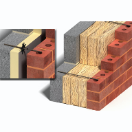 TeploTie Insulating Wall Ties