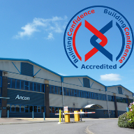 Ancon Awarded 'BuildingConfidence' Accreditation
