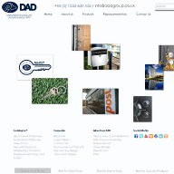 DAD UK launches their new website design