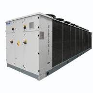OptiChill Free-cool: Airedale's new R134A free-cooling chiller 750kW – 1300kW launched