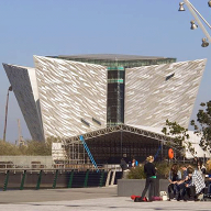 Hydrotech waterproofing for Titanic Belfast Building