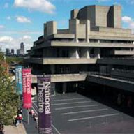 The Royal National Theatre, London South Bank