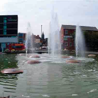 Fountains Roundabout, Chester