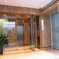 Powell Masonry Natural Stone Helped Create The Stunning Lobby At Africa House, Liverpool