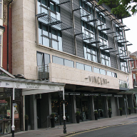 Powell Masonry Supplied and Installed Juru Limestone Cladding to The Vincent Hotel, Southport