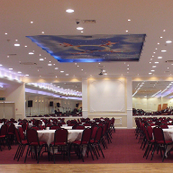 Cembrit's CH Building Board was used for a Wedding venue