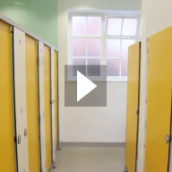 Cairngorm Cubicles & Bench Seating at St. Peter's School, York Video